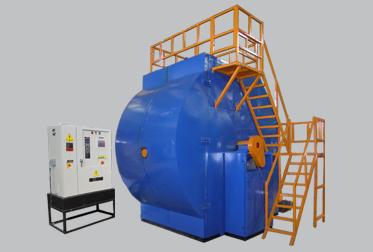 EN- Series Single Station Bi-Axial Machine